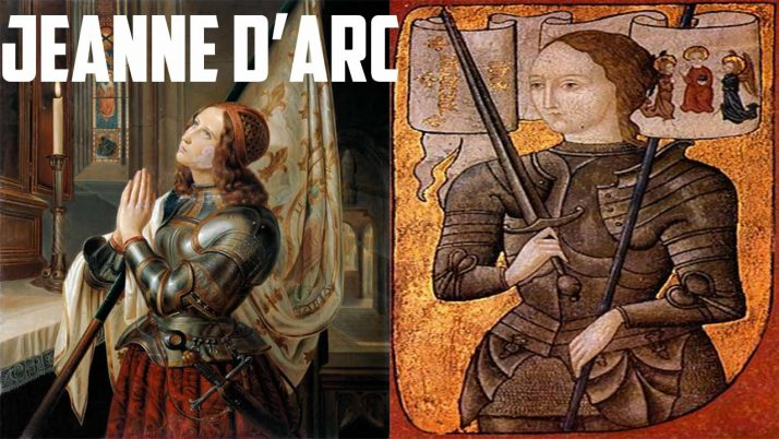 FÊTE DE JEANNE D'ARC. 2 juin.
