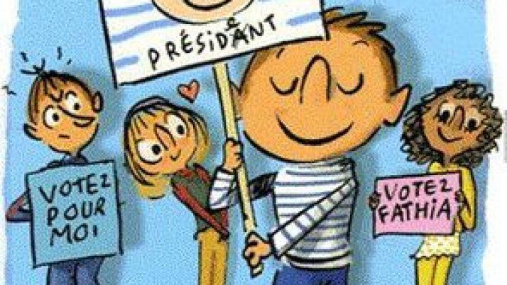 Les élections des délégués en CM1/CM2
