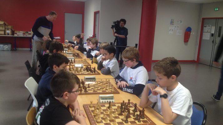 Les Championnats académiques d'échecs 2018