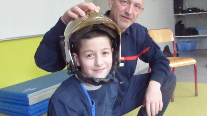 Rencontre avec les associations Lazare et ODP ( orphelins des pompiers)