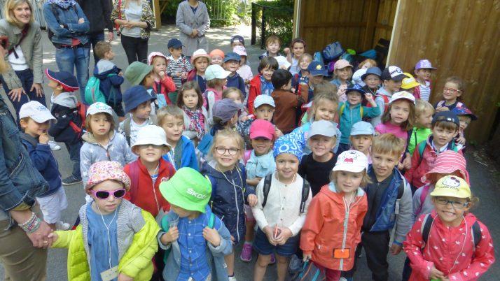 Notre visite au zoo de Maubeuge du 22 juin . MS.